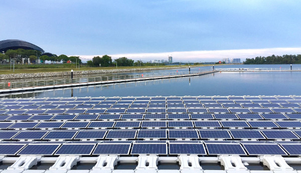 Test Bedding A Solar Solution For Land Scarce Singapore