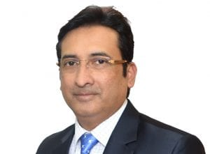 Sayaji Shinde, Business Head – Smart Cities and Infrastructure, Asia Pacific, AVEVA Group Plc.