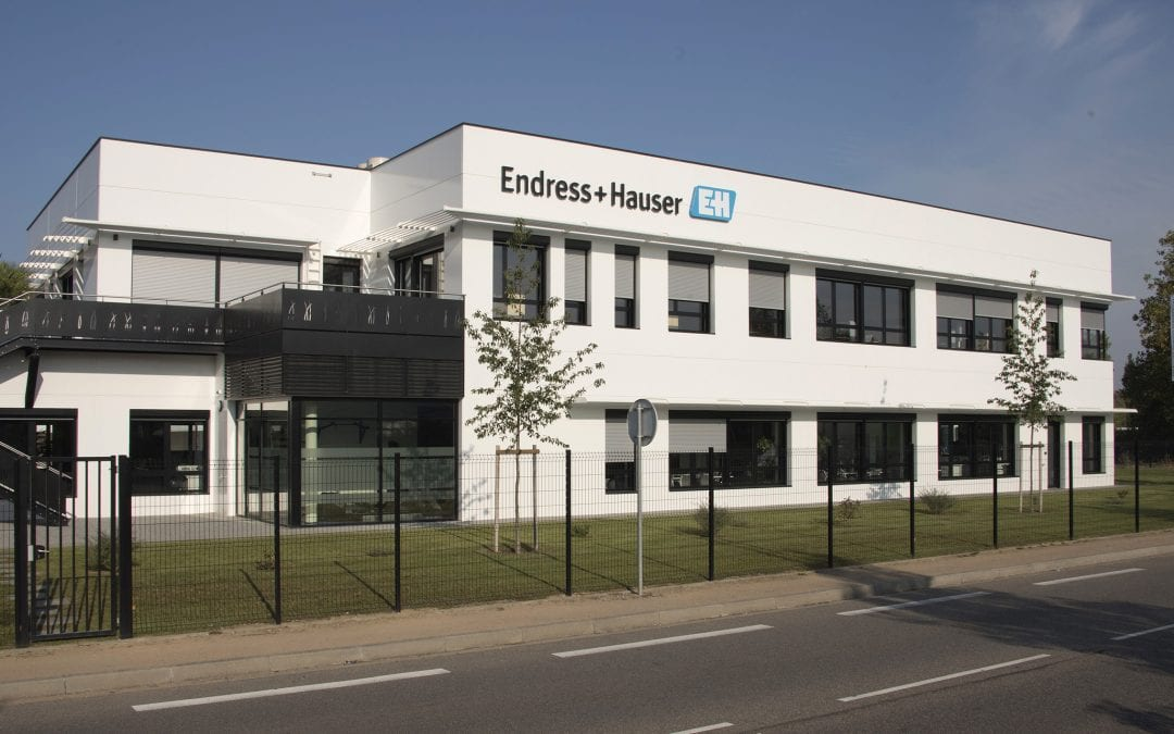 Endress+Hauser Inaugurates New Campus In Lyon