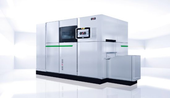 EOS: 3D Printing Of Polymers On An Industrial Scale