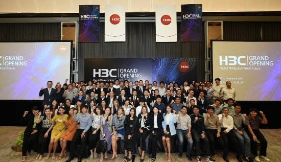 H3C Enters The Thailand Market To Drive Innovation
