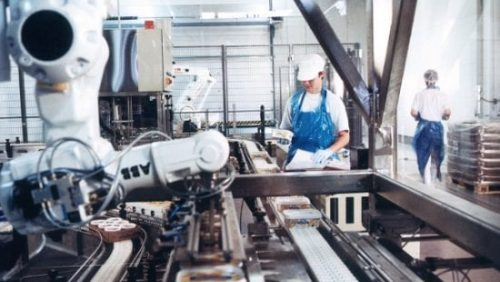 Nourishing Industrial Productivity With Robotic Automation
