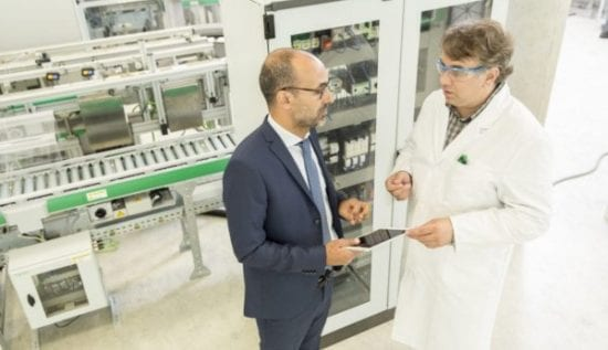 Schneider Electric is leading the digital transformation of industrial automation markets. Therefore, delivered through ourEcoStruxurearchitecture...