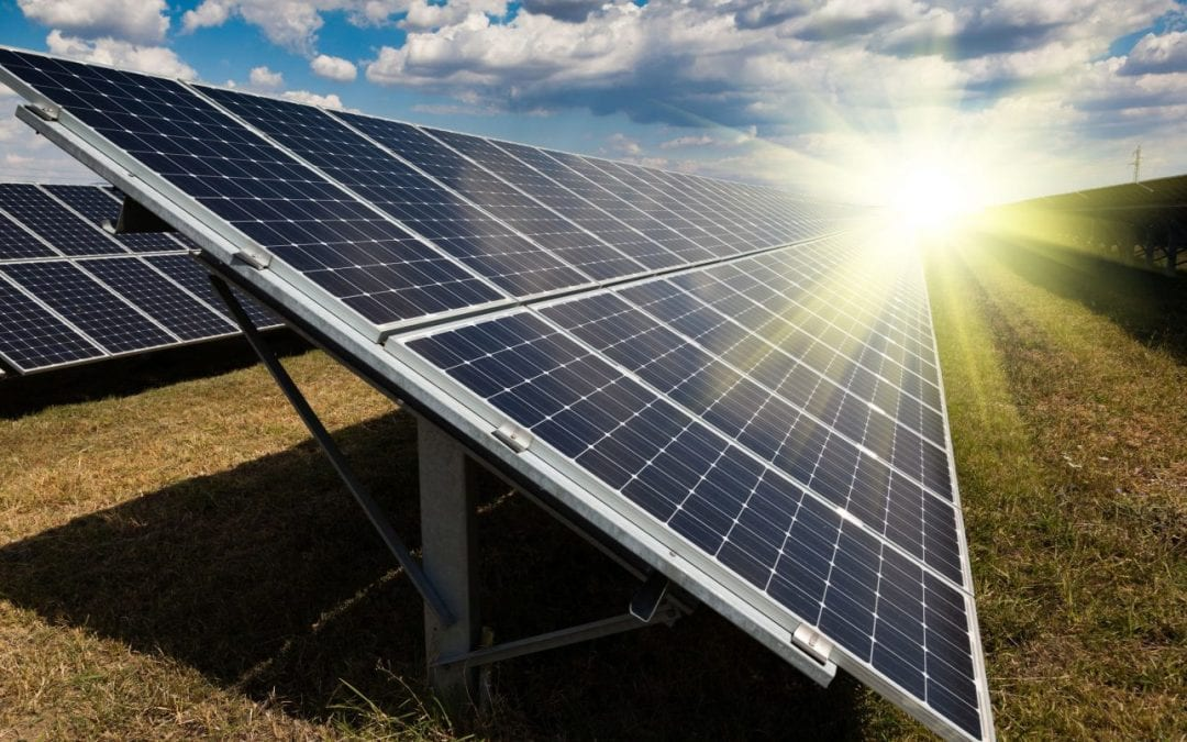 Testing The Insulation Resistance Of Photovoltaic Panels