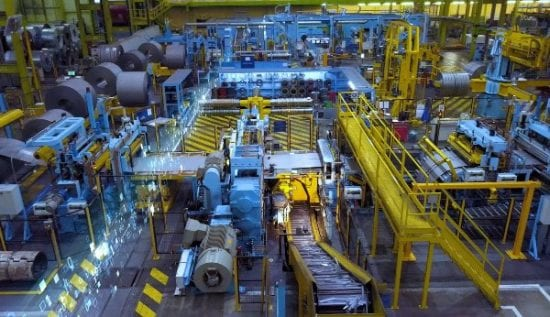Thyssenkrupp's AI Solution 'alfred' Manages Global Logistics Network