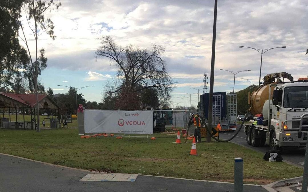 Veolia To Manage Renewal of Water Mains In Northern Victoria