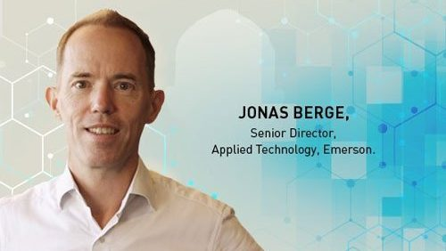 [Video] Interview With Mr Jonas Berge, Senior Director, Applied Technology, Emerson