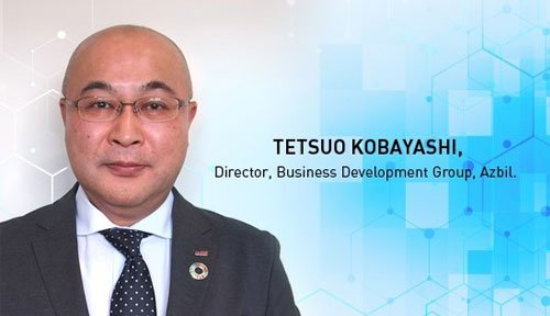[Video] Interview With Mr Tetsuo Kobayashi, Director, Business Development Group, Azbil