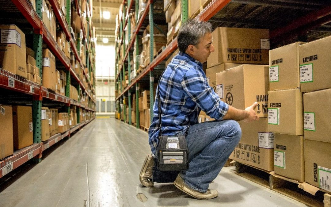 Silk Contract Logistics Increases Efficiency And Safety With Zebra Technologies